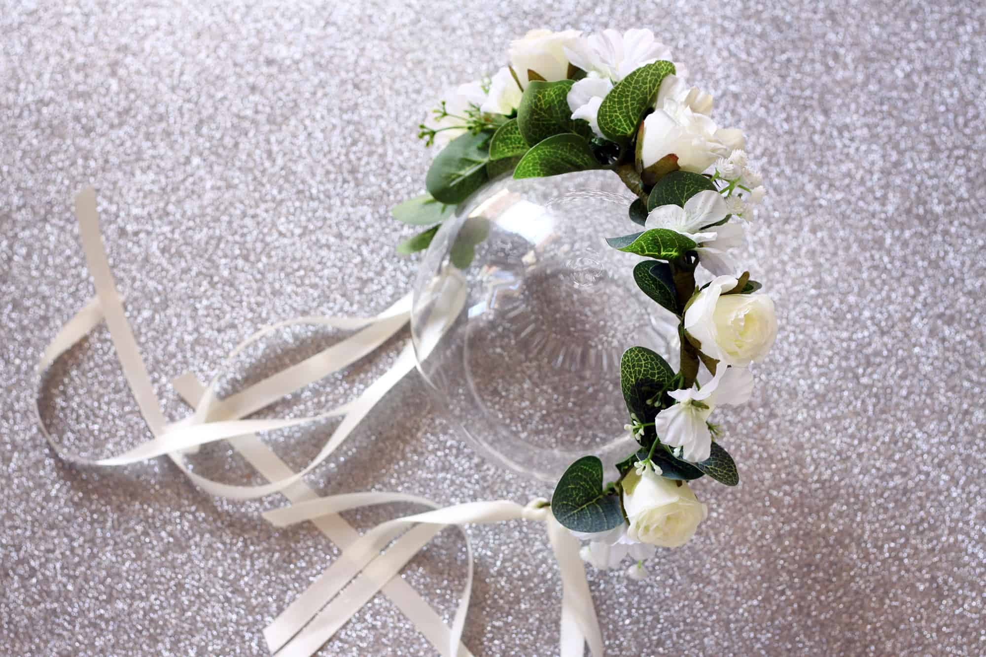 Ella | Eucalyptus Vintage Flower Crown - Bark and Bloom Designs ...