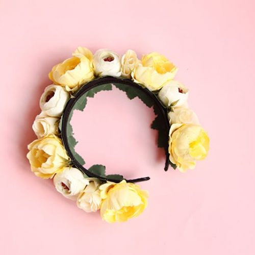 Adult Flower Headbands
